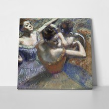 The dancers degas a