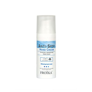 FROIKA Antispot hand cream spf15 50ml