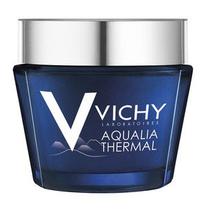 VICHY Aqualia thermal night spa care & masque 75ml