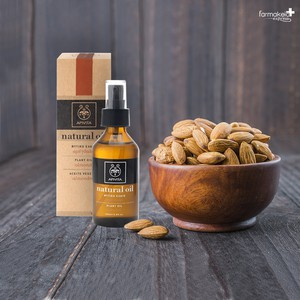 APIVITA Natural oil almond - αμυγδαλέλαιο 100ml