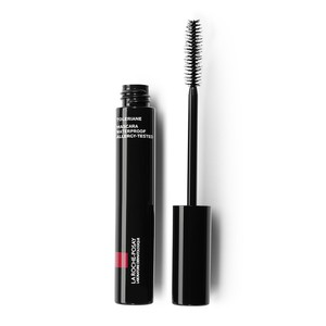 LA ROCHE-POSAY Toleriane mascara waterproof allergy tested μαύρο μάσκαρα 7,6ml