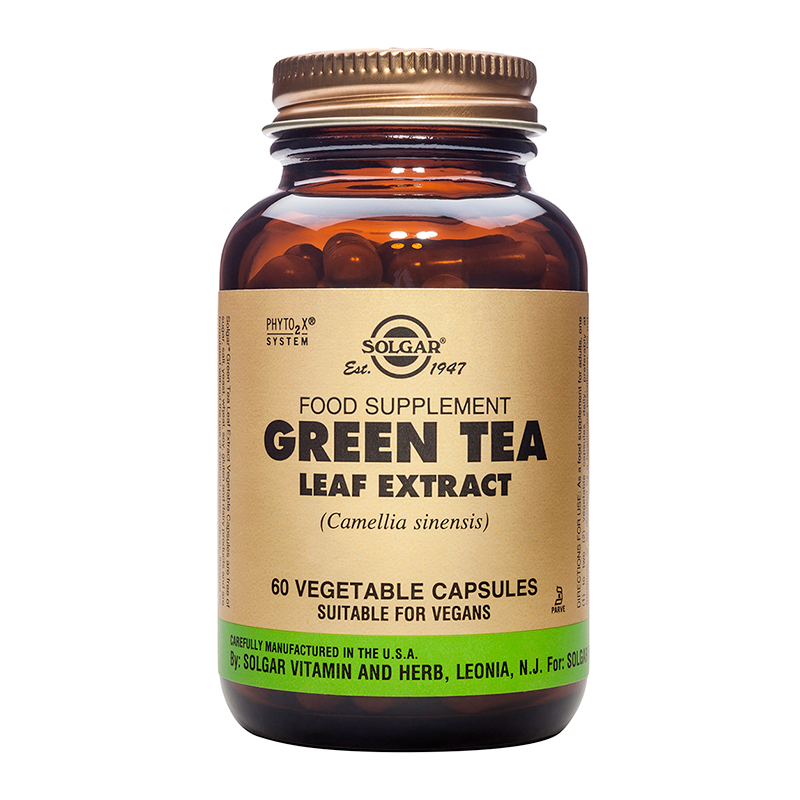Green Tee Leaf Extract