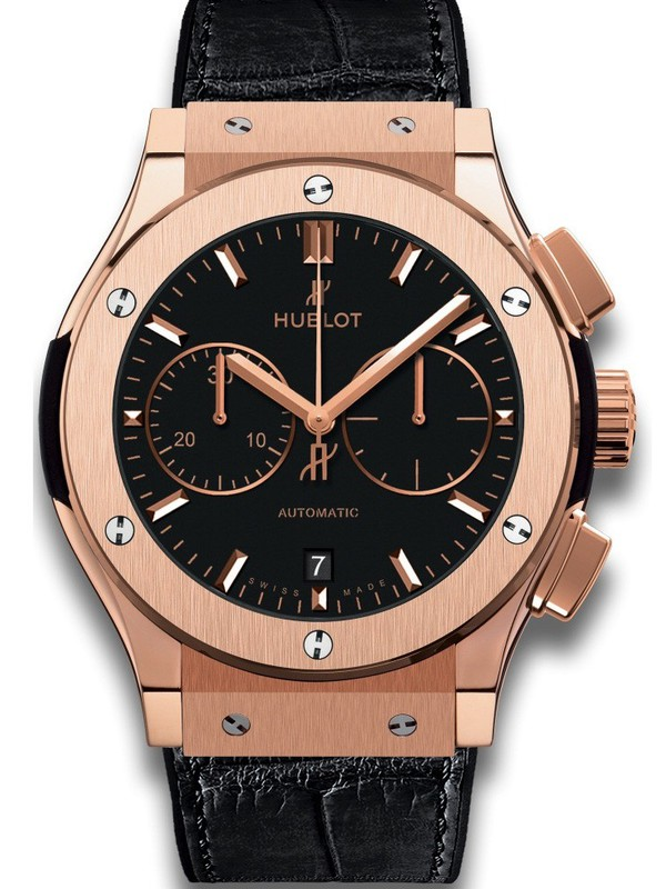 Classic Fusion Chronograph King Gold