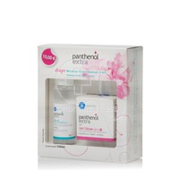 PANTHENOL - PROMO PACK PANTHENOL EXTRA Day Cream SPF15 (50ml) ΜΕ ΔΩΡΟ Micellar True Cleanser 3in1 (100ml)