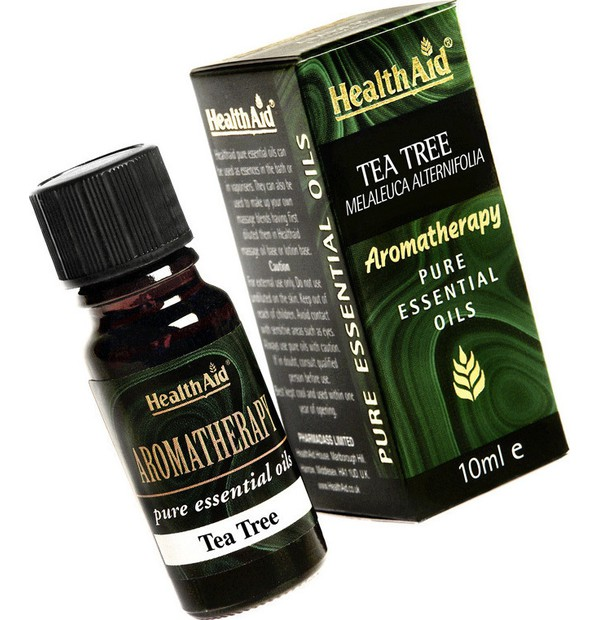 HEALTH AID AR PURE TEA TREE OIL 10ML