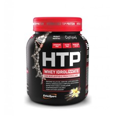EthicSport HTP - Hydrolysed Top Protein Συμπλώρωμα Διατροφής Πρωτεΐνη Ορού Γάλακτος με Γεύση Βανίλια 750g.