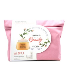 Vichy PROMO PACK Unfold Your Beauty Neovadiol Compensating Complex Κρέμα Για Κανονικές/Μικτές Επιδερμίδες 50ml & Neovadiol Phytosculpt 15ml & Neovadiol Nuit Complexe Compensatoire 15ml & Mineral 89 Eyes 1ml & Νεσεσέρ.