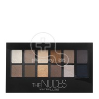 MAYBELLINE - The Nudes Palette - 9,6gr
