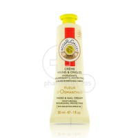 ROGER & GALLET - FLEUR D' OSMANTHUS Creme Mains & Ongles - 30ml