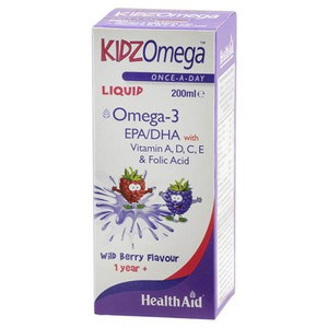 Health aid kidzomega 200ml