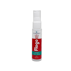 FLOGO Instant calm spray για εγκαύματα 25ml