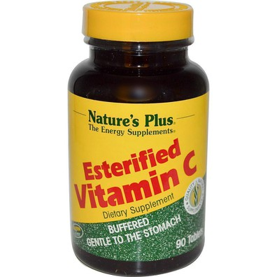 Nature s plus esterified vitamin c