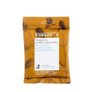 Herb balsam pastilles with honey   echinacea  15 pastilles