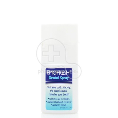 EMOFORM - Emofresh Dental Spray - 15ml