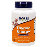 NOW THYROID ENERGY 90 VEG. CAPS