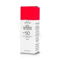 YOUTH LAB - Daily Sunscreen Gel Cream SPF50 (50ml-Oily Skin)
