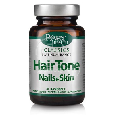 POWER HEALTH - CLASSICS PLATINUM RANGE Hair Tone Nails & Skin - 30caps
