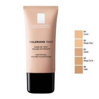 LA ROCHE POSAY TOLERIANE FOUNDATION MOUSSE N03 30ML