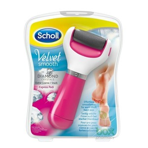 Scholl velvet smooth pink 2