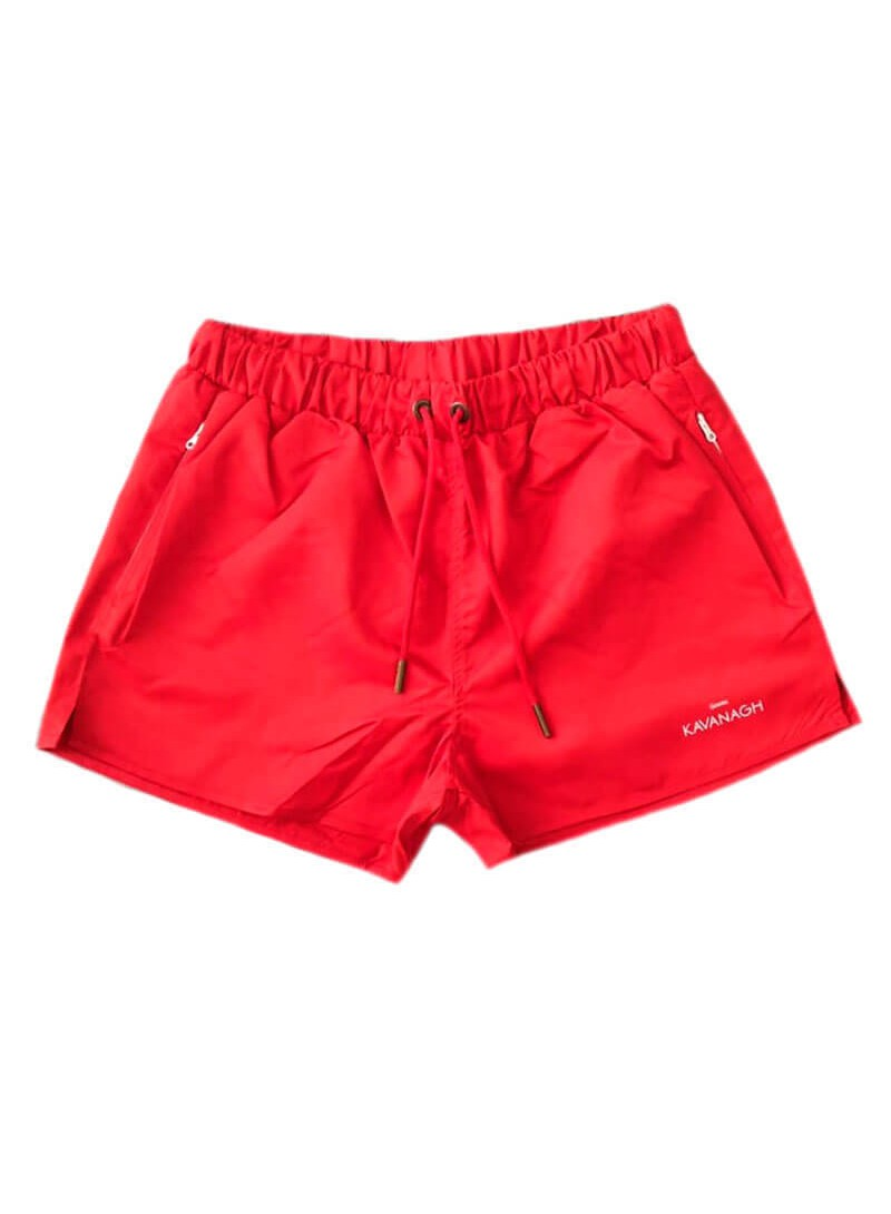 Gianni Kavanagh Red Swim Shorts