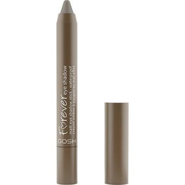 Gosh Forever Eye Shadow 10 Twisted Brown, 1.5gr