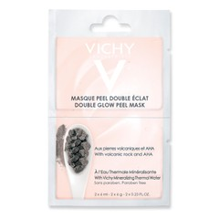 Vichy Double Glow Peel Mask Volcanic Rock and AHA 2x6ml