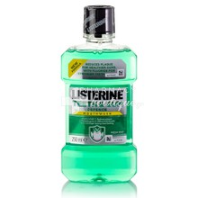 Listerine Teeth & Gum Defence (Mild Taste) - Tερηδόνα, 500ml