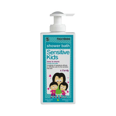 FREZYDERM - SENSITIVE KIDS Shower Bath - 200ml