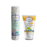 PHARMASEPT BABY SUN NATURAL CREAM SPF30 100ML (PROMO+BABY BATH 300ML)