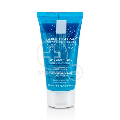 LA ROCHE-POSAY - Physiological ultra fine Scrub - 50ml