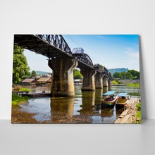 Thailand bridge