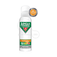 JUNGLE FORMULA - No Touch Spray Strong Soft Care (IRF3) - 125ml