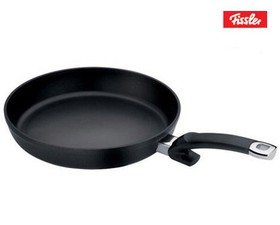 Fissler Τηγάνι Βαθύ χωρίς Καπάκι 26cm. Protect Alux