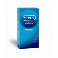 DUREX NATURAL 6ΤΕΜ