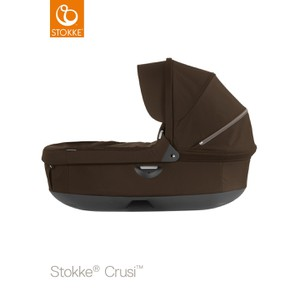 Stokke Crusi Stroller Cary Cot Brown