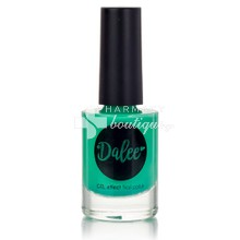 Medisei  Dalee Gel Effect Nail Polish - No 608 Bold Turquoise, 12ml