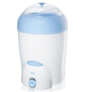 Nuk vapo rapid steam steriliser