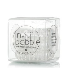 Invisibobble Original - Crystal Clear, 3τμχ