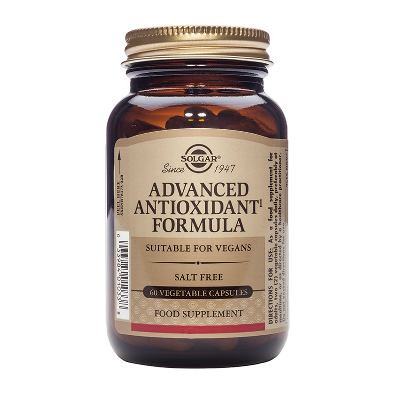 Advanced Antioxidant Formula veg.caps
