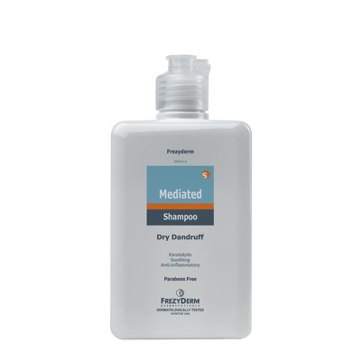 FREZYDERM - Mediated Shampoo - 200ml Dry dandruff