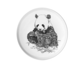Maxwell & Williams Πιάτο Bone China Giant Panda Marini Ferlazzo 20cm