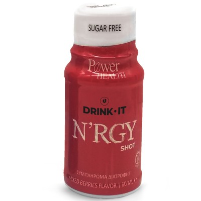 Power Health - Drink It N'RGY Shot - 60ml