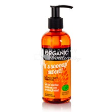 Organic Kitchen Sparking Natural & Fruity Shower Gel - Αφρόλουτρο, 260ml