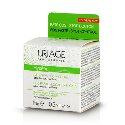 URIAGE - HYSEAC Pate SOS Soin Local - 15ml