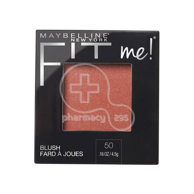 MAYBELLINE - FIT ME Blush No50 Wine - 5gr