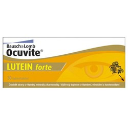 Bausch & Lomb Ocuvite Lutein Forte 30δισκία