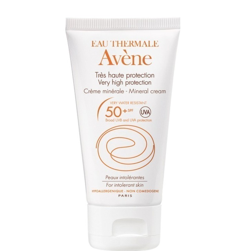 5cee073f9779 Mineral cream very high protection cream for intolerant skin spf50 50ml