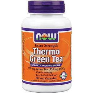 Now foods thermo green tea