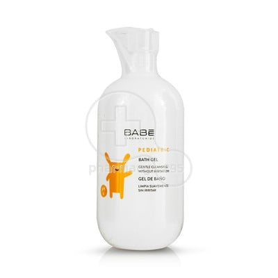 BABE - PEDIATRIC Bath Gel - 500ml