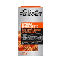 L'OREAL PARIS - MEN EXPERT HYDRA ENERGETIC 24h Anti-Fatigue Moisturiser - 50ml